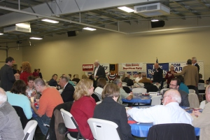 The 2014 Cass GOP Lincoln-Eisenhower-Reagan Dinner was a big success!